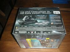 The Dark Knight Rises Blu-ray/DVD, 2012, UltraViolet Limited Edition Bat Cowl