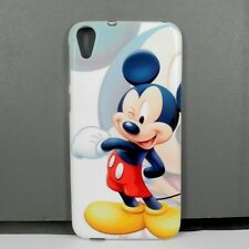 For HTC Desire 820 Mickey TPU Mobile Phone Case Cover Free Screen Protector