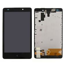 LCD Display Touch Screen Glass Digitizer & Frame For Nokia XL RM-1030 RM-1061