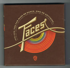 FACES - 1970 / 1975 -  COFFRET 5 CD 64 TRACKS - 2015 - COMME NEUF
