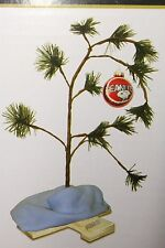 """Peanuts MUSICAL CHARLIE BROWN CHRISTMAS TREE 24"""" TALL PLAYS""""LINUS & LUCY"""" SONG"""