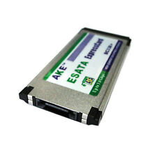 Hidden Inside eSATA 2.0 II to Express Card Expresscard 34mm Adapter