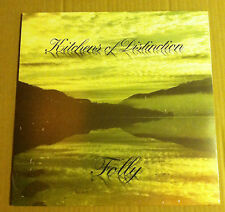 KITCHENS OF DISTINCTION Folly EUROPE Pressing Vinyl LP 2012 SEALED USA Seller