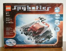 Vintage LEGO Spybotics. Robotic 3807 Programmable Remote CD. New in Box RARE!