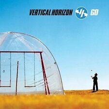 Vertical Horizon - Go - 2003 Rock CD [RCA]  Tested..Plays Great
