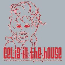 mega rare SALSA cd CELIA CRUZ in the house CLASSIC HITS extended versions DJS