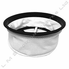 "For Numatic George GVE370 Vacuum Cleaner Hoover 12"" Round Cloth Filter"