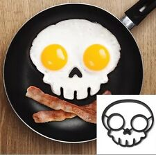 Skull and Crossbones Egg or Pancake Mold! - Pittsburgh Pirates