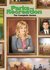 PARKS AND RECREATION COMPLETE SERIES New 20 DVD Seasons 1-7 Season 1 2 3 4 5 6 7