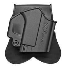 Springfield Armory XDS4500H XDS Black Polymer holster 9mm, 40 S&W,45 ACP