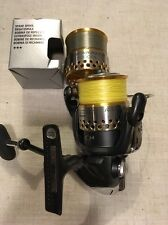 Shimano Rarenium C14 5000FA Fishing Reel & Spare Spool Used