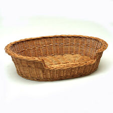 X Large Wicker Dog Basket Well Made No Chemicals