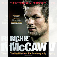 Richie McCaw The Real McCaw: The Autobiography New Paperback 9781781314890
