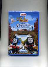 THOMAS & FRIENDS - TALES FROM THE RAILS - NEW DVD!!