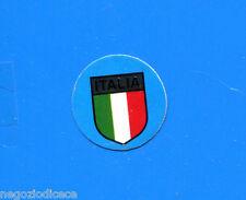 KICA - Sorprese Decalcomania Figurina-Sticker anni 60 - ITALIA SCUDETTO METALLO