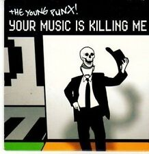 (CE689) The Young Punx!, Your Music Is Killing Me - 2007 DJ CD