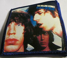 ROLLING STONES COLLECTABLE RARE VINTAGE PATCH PRINTED PHOTO 2003 METAL LIVE