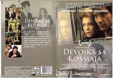 DEVOJKA SA KOSMAJA DVD Best Film 1972 Balkan Jugoslavija Bosna Srbija Hrvatska