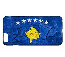 Coque iPhone 7 Drapeau KOSOVO 03