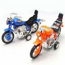 New Plastic Classic 3D Simulation Model Motorcycle Motorbike for Kids Toys GIFTD