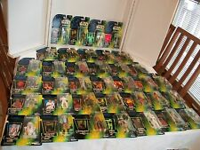 Star Wars POTF2 Green HOLOGRAM LOT *Complete* 36 figures in total ~1996-97 ~NEW