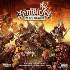 Zombicide Black Plague Board Game - Brand New
