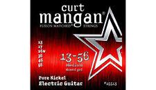 Curt Mangan 13-56 Pure Nickel Electric Guitar Strings