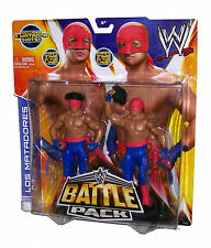 WWE WRESTLING BATTLE PACK SERIES 29 LOS MATADORES DIEGO & FERNANDO