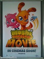 Cinema Poster: MOSHI MONSTERS THE MOVIE 2013 (Poppet & Katsuma One Sheet)