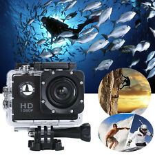 SJ4000 HD 1080P Waterproof Sports DV Action Camera Pro Camcorder Recorder Cam AU