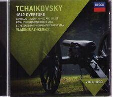 TCHAIKOVSKY| 1812 OVERTURE| CD-Album