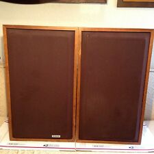 Pair Vintage Late 1970's Speakerlab 3 speakers