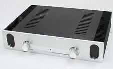 2016 New aluminum amp chassis /home audio amplifier case (size:308*430*90MM)