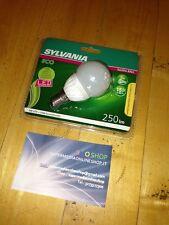 1 Lampada faretto lampadina LED E14 3W TOLEDO BALL POTENZA 25w SMERIGLIATA-SFERA
