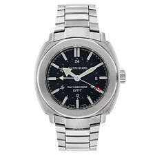 NIB Jean Richard Terrascope Automatic GMT with Bracelet, MSRP: $4300 (10+ Pics)