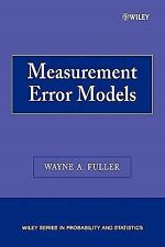 Wiley Series in Probability and Statistics: Measurement Error Models 659 by...