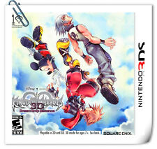 3DS KINGDOM HEARTS 3D: DREAM DROP DISTANCE Nintendo Square Enix RPG Games