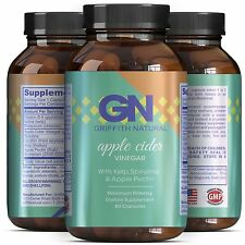 Apple Cider Vinegar Pills - Weight Loss Diet Supplement - Appetite Suppressant