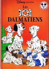 Les 101 Dalmatiens * Disney * Hachette * album rigide enfant Cruella