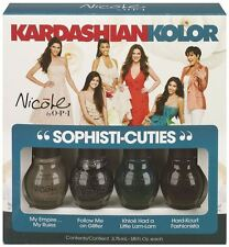 OPI - Kardashian Mini's - Sophisti-Cuties 4 Pack