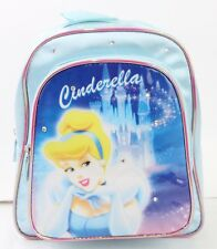 New Disney Princess Girls Mini small Backpack Girls Kids  10'' School Book Bag