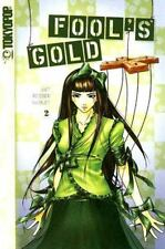 Fool's Gold Volume 2 (Fool's Gold (Tokyopop))-ExLibrary