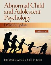 Abnormal Child and Adolescent Psychology: Pearson New International Edition Cour
