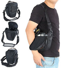 Waterproof Camera Case Shoulder Bag Backpack for Canon Nikon SLR DSLR Novelty