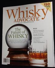 WHISKEY ADVOCATE Reviews Distiller Urban Craft FALL 2014 FREE PRIORITY SHIPPING
