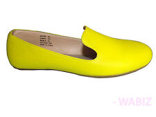 Womens Ballerina Ballet Dolly Pumps Ladies Flats Loafers Shoes Size 3 -8