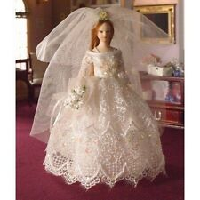 Dolls House Emporium 1/12th Scale Wedding Grace Doll (4736) NEW