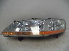 HONDA ACCORD 1998 1999 2000 USED LH HALOGEN OEM HEADLIGHT LAMP ASSEMBLY 1357