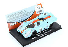 FLY SLOT Ref.  005107 PORSCHE 917K 6H WATKINS GLEN 1971 SLOT CAR 1/32