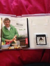Nintendo Ds  Jamie Oliver From Shopping To Chopping Fun Way To Cook